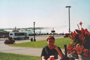 Foto delle Cascate del Niagara (panorama)
