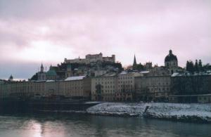 Austria: diari di Innsbruck, Salisburgo, Vienna