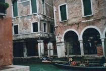 Foto di Venezia (gondola)