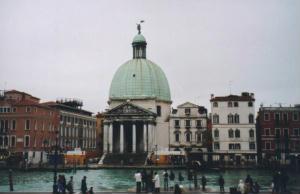 Foto di Venezia (San Simeone Piccolo)