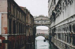 Foto di Venezia (Ponte dei Sospiri)