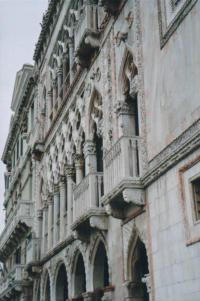 Foto di Venezia (Ca' d'Oro)