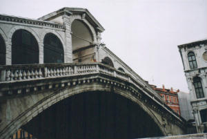 Foto di Venezia (Ponte di Rialto)