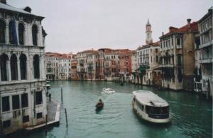 Foto di Venezia (dal Rialto)