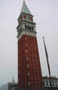 Foto di Venezia (Campanile di San Marco)