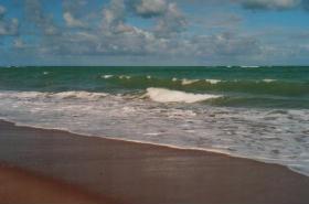 Foto di Praia de Guaxuma