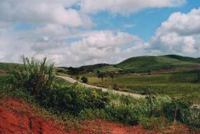 Brasile, foto dell'interno dell'Alagoas
