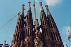 Guarda le foto di Barcellona (della Sagrada Familia e di Parco Güell)