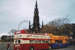 Diario di viaggio di Glasgow, Edimburgo e Highlands