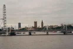 Diario di viaggio di Londra