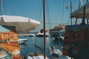 Diario di viaggio di Saint Tropez e Sainte Maxime