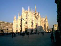 Foto di Milano (Duomo e Piazza del Duomo)