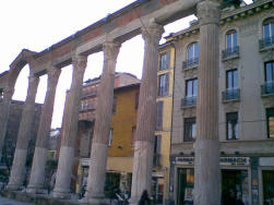 Foto di Milano (Colonne di San Lorenzo)