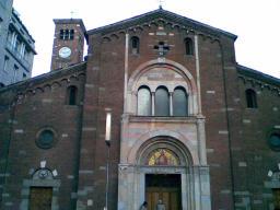 Foto di Milano (Chiesa di San Babila)