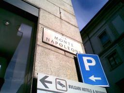 Foto di Milano (Via Monte Napoleone)
