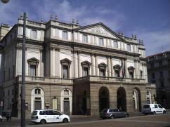 Foto di Milano (Teatro alla Scala)