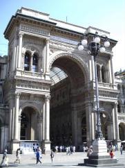 Foto di Milano (Galleria Vittorio Emanuele II)