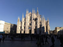 Foto di Milano (Duomo)