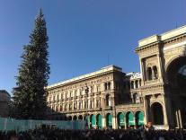 Foto di Milano (Piazza del Duomo)