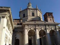 Foto di Milano (Basilica di San Lorenzo)