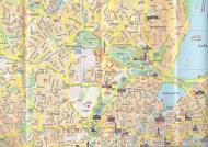 Mappa del centro di Amburgo
