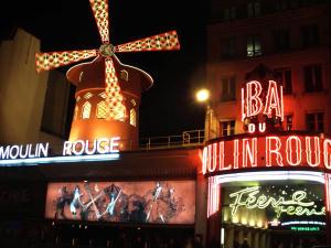 Foto di Parigi (Moulin Rouge)