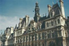 Foto di Parigi (Hôtel de Ville)
