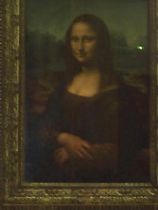 Foto di Parigi (interno del Louvre)