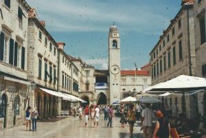 Croazia: diario di Dubrovnik