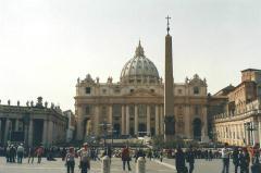 Diario di viaggio di Roma