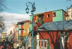 Foto di Buenos Aires (La Boca)