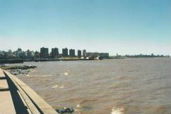 Foto di Montevideo (Rio de la Plata)