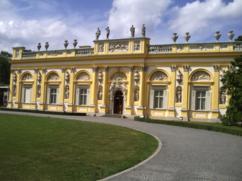 Foto di Varsavia (Palazzo di Wilanów)
