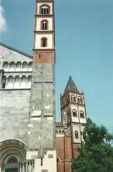 Foto di Vercelli (Basilica di Sant'Andrea)
