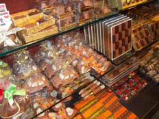 Foto di Berna (interno di una cioccolateria)