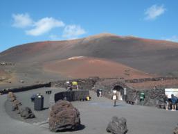 Foto di Lanzarote (Timanfaya)