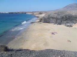 Foto di Lanzarote (Playa de Papagayo)