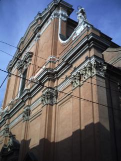 Foto di Bologna (Chiesa di San Pietro)