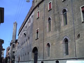 Foto di Bologna (Palazzo Pepoli Vecchio)