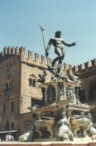Foto di Bologna (Fontana del Nettuno )