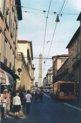 Foto di Bologna (veduta da Via Ugo Bassi)