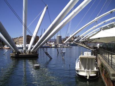 Foto di Genova (Porto Antico)