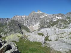 Foto del Colle del Gran San Bernardo