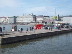 Foto di Helsinki (Pohjoisesplanadi - Norra Esplanaden)
