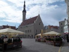 Foto di Tallinn (Piazza del Municipio)